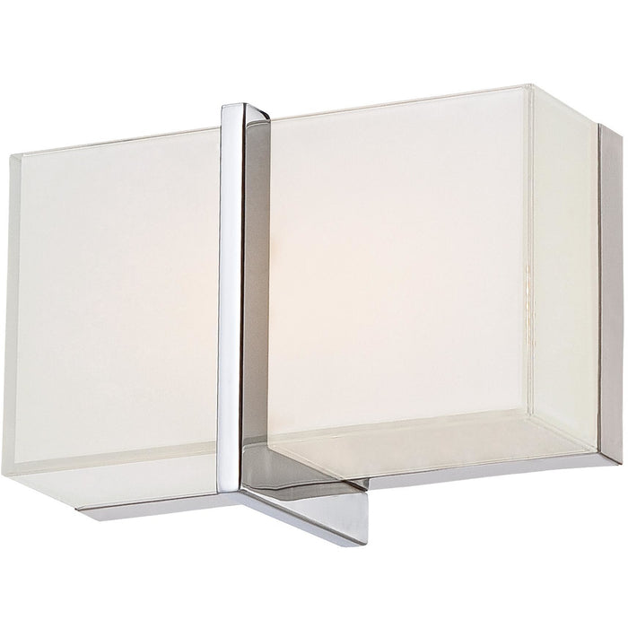 Minka Lavery 2921-77-L High Rise LED Bathroom Vanity Light