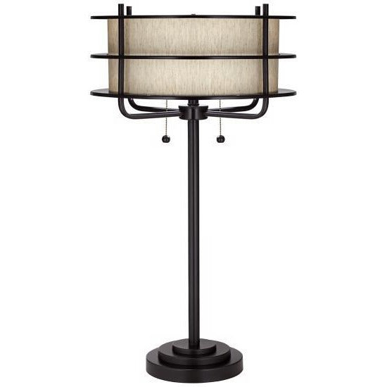 Pacific Coast Lighting 87-7202-20 Ovation Table Lamp