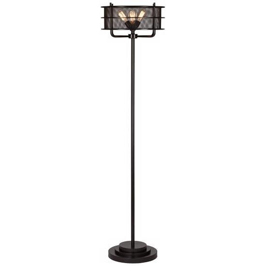 Pacific Coast Lighting 85-2859-20 Ovation Industrial Floor Lamp