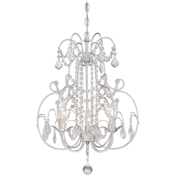 Minka Lavery 3153-599 3 Light Mini Chandelier