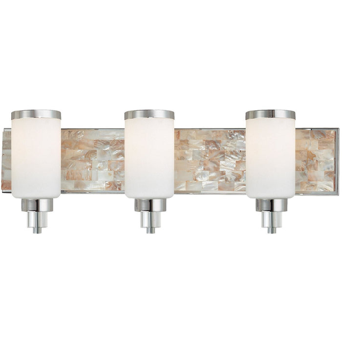 Minka Lavery 3243-77 Cashelmara 3 Light Bathroom Vanity Light