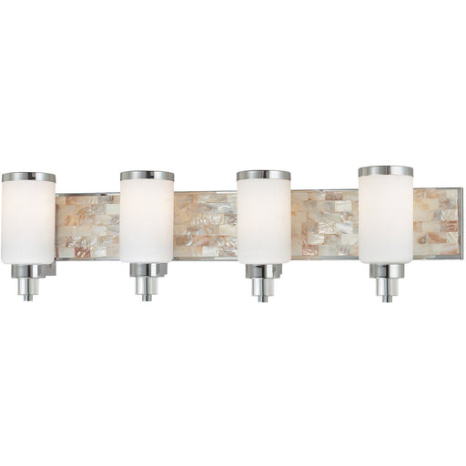 Minka Lavery 3244-77 Cashelmara 4 Light Bathroom Vanity Light