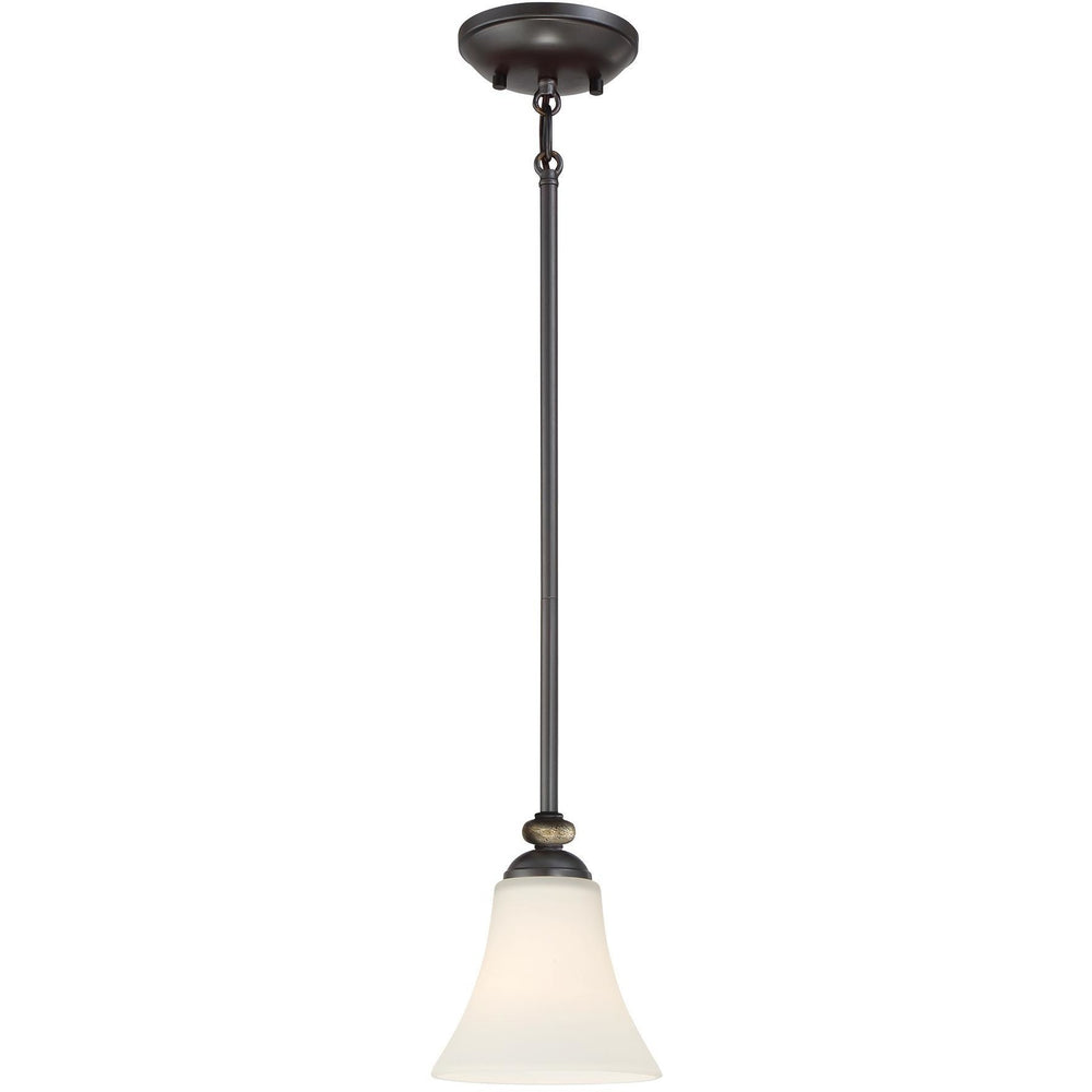 Minka Lavery 3281-589 Shadowglen 1 Light Mini Pendant Light