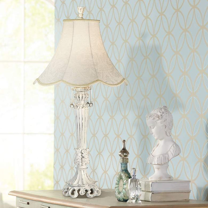 kathy ireland chateau de bordeaux table lamp