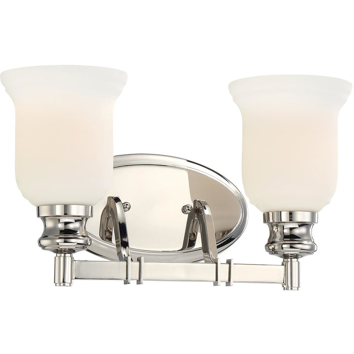 Minka Lavery 3292-613 Audrey'S Point 2 Light Bathroom Vanity Light