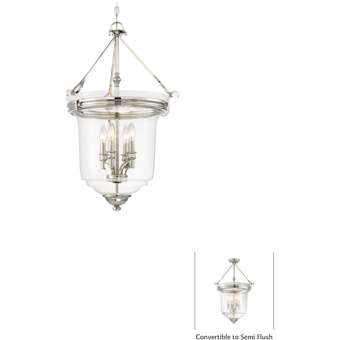 Minka Lavery 3298-613 Audrey'S Point 4 Light Pendant Light