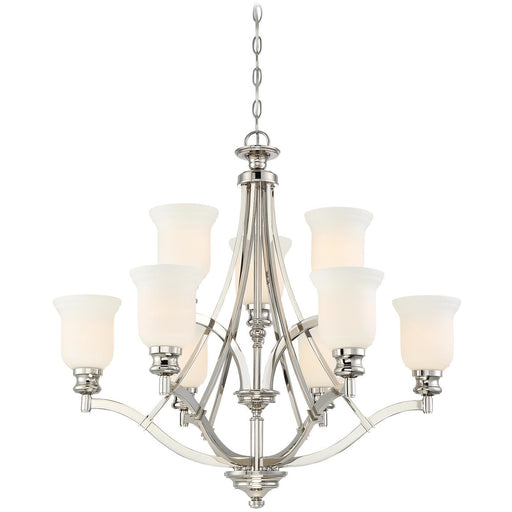 Minka Lavery 3299-613 Audrey'S Point 9 Light Chandelier
