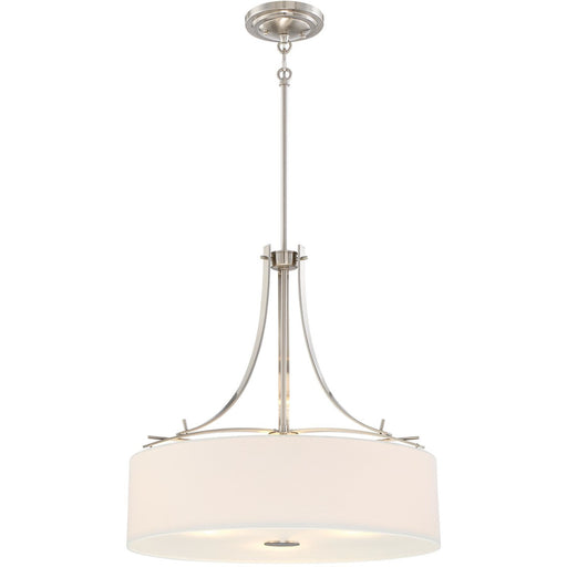 Minka Lavery 3308-84 Poleis 3 Light Drum Pendant Light