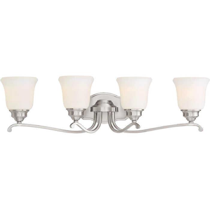 Minka Lavery 3324-84 Savannah Row 4 Light Bathroom Vanity Light