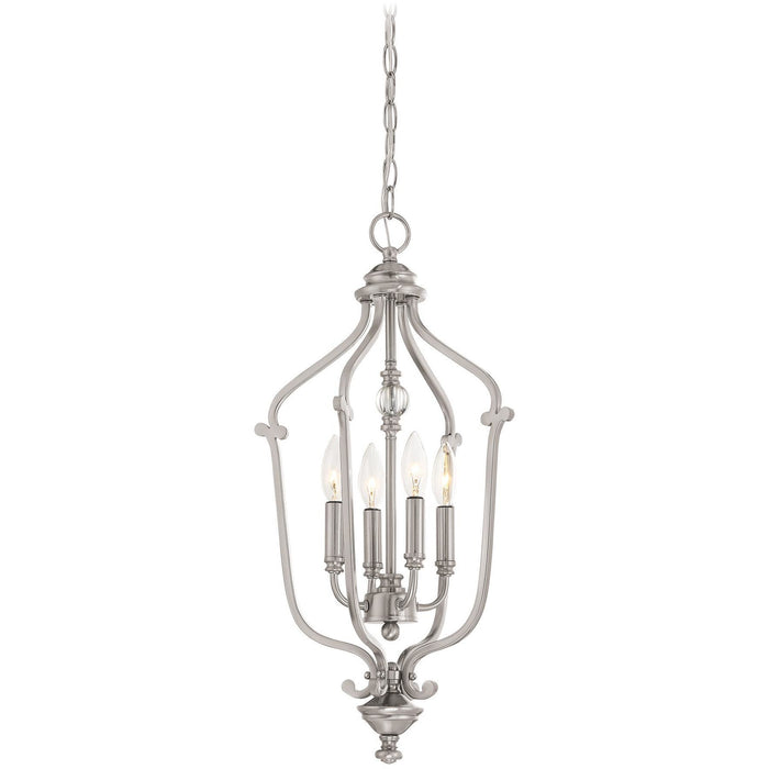 Minka Lavery 3331-84 Savannah Row 4 Light Chandelier