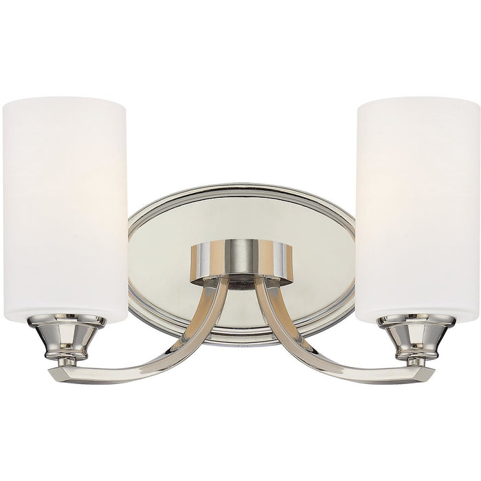 Minka Lavery 3982-613 Tilbury 2 Light Bathroom Vanity Light