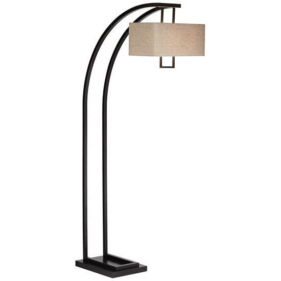 Pacific Coast Lighting 85-2244-20 Aiden Place Arc Floor Lamp