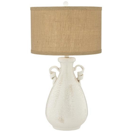 Pacific Coast Lighting 87-7359-70 Urban Pottery Jar Ceramic Table Lamp