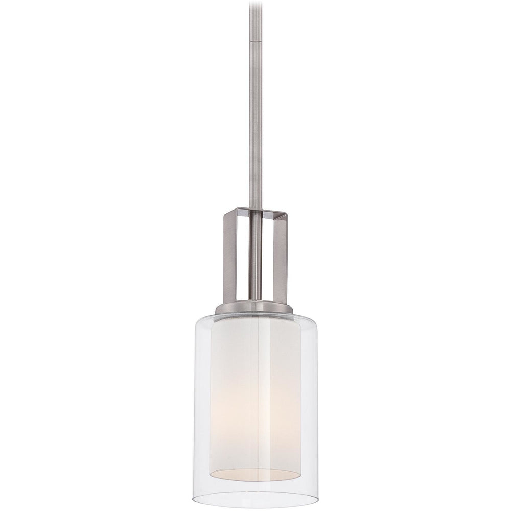 Minka Lavery 4101-84 Parsons Studio 1 Light Mini Pendant Light