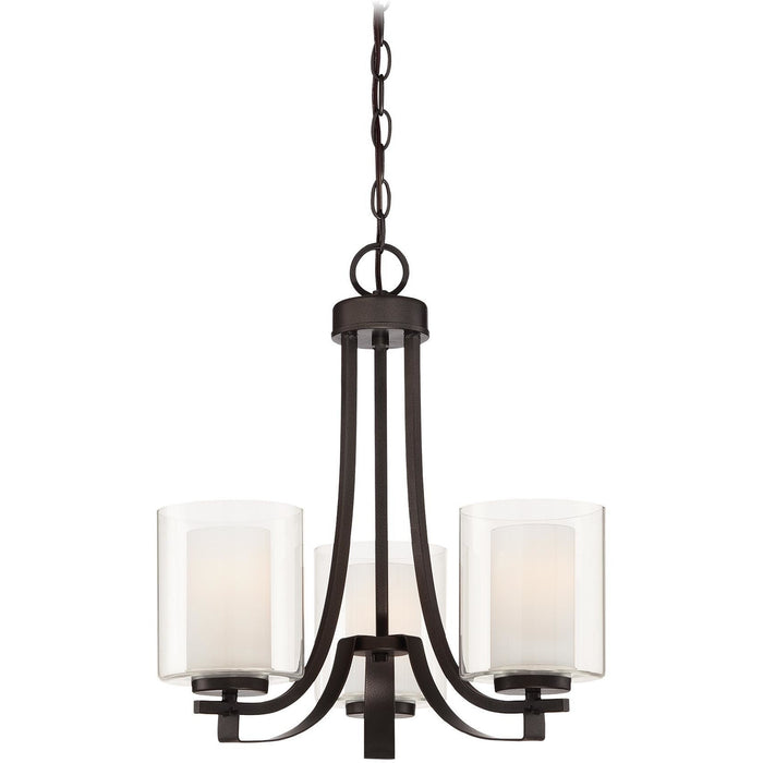 Minka Lavery 4103-172 Parsons Studio 3 Light Chandelier