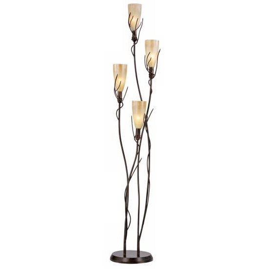 Pacific Coast 85-2053-59 El Dorado Uplight Floor Lamp - ALCOVE LIGHTING