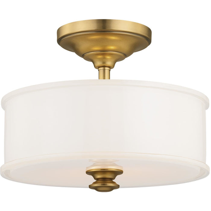 Minka Lavery 4172-249 Harbour Point 2 Light Semi Flush Mount