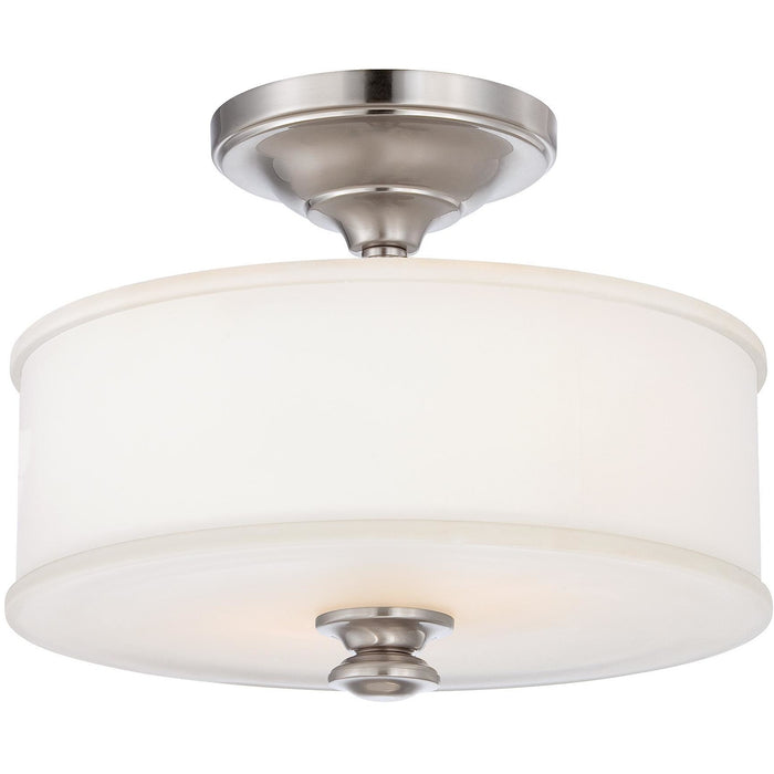 Minka Lavery 4172-84 Harbour Point 2 Light Semi Flush Mount