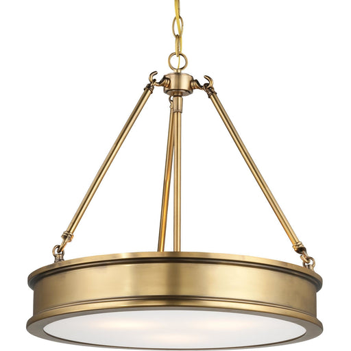 Minka Lavery 4173-249 Harbour Point 3 Light Pendant Light