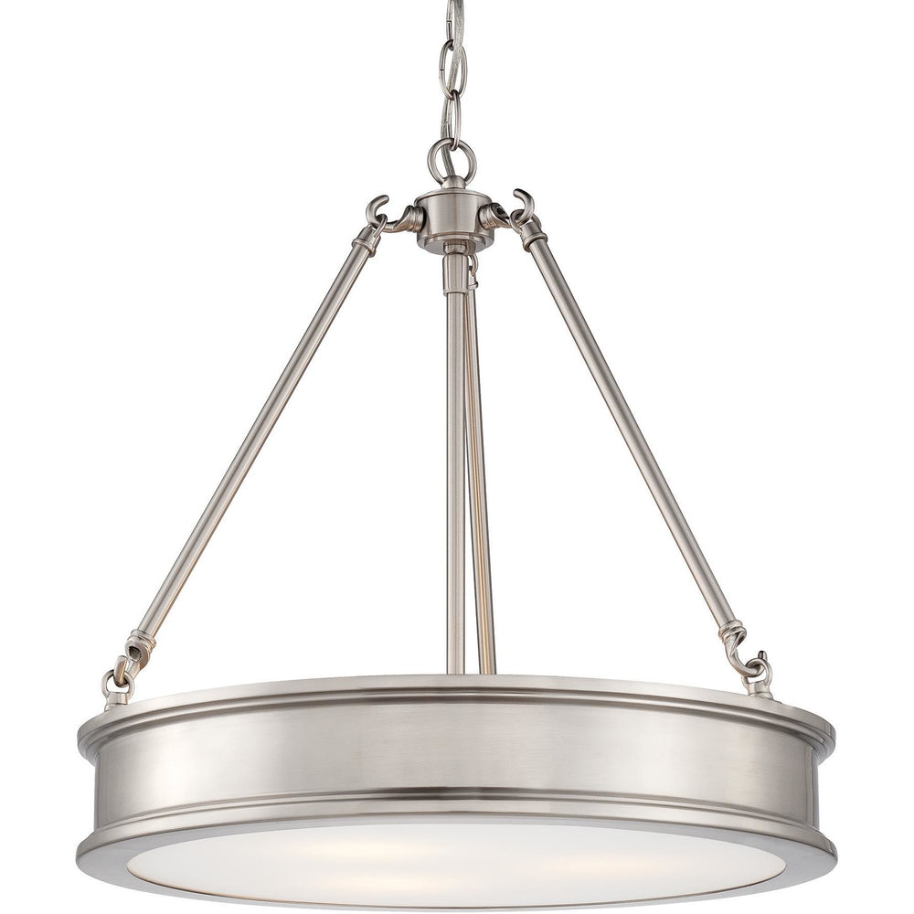 Minka Lavery 4173-84 Harbour Point 3 Light Pendant Light