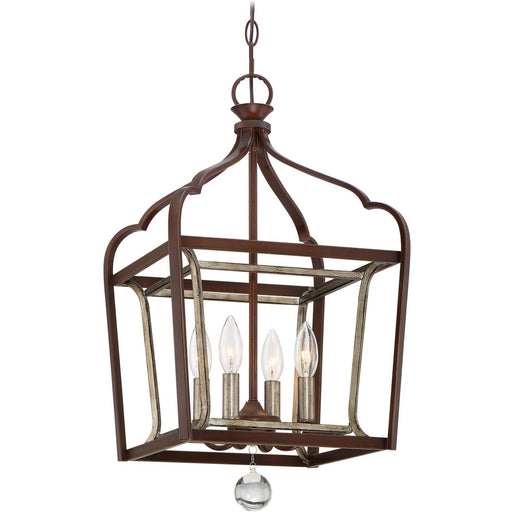 Minka Lavery 4343-593 Astrapia 4 Light Pendant Light