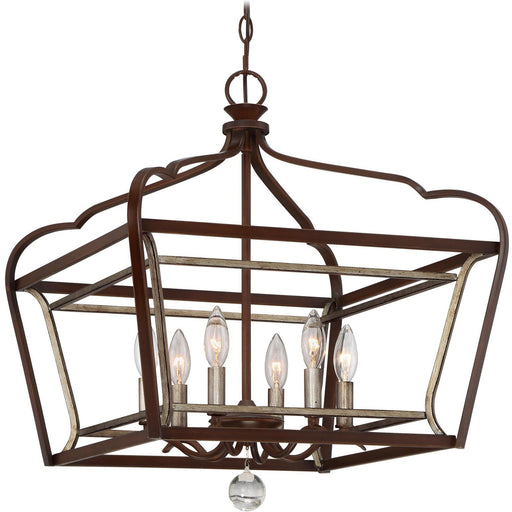 Minka Lavery 4348-593 Astrapia 6 Light Pendant Light