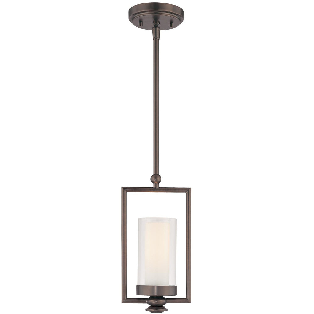 Minka Lavery 4361-281 Harvard Court 1 Light Mini Pendant Light