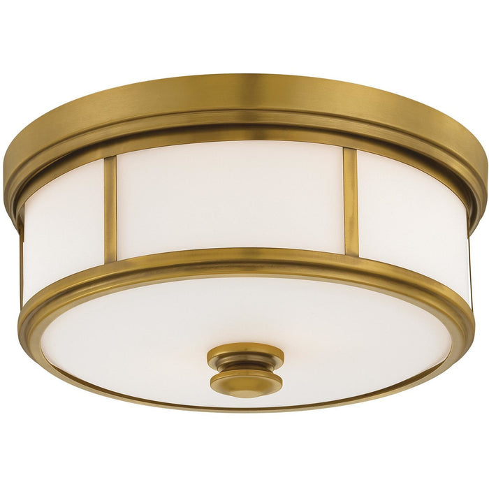 Minka Lavery 4365-249 Harbour Point 2 Light Flush Mount