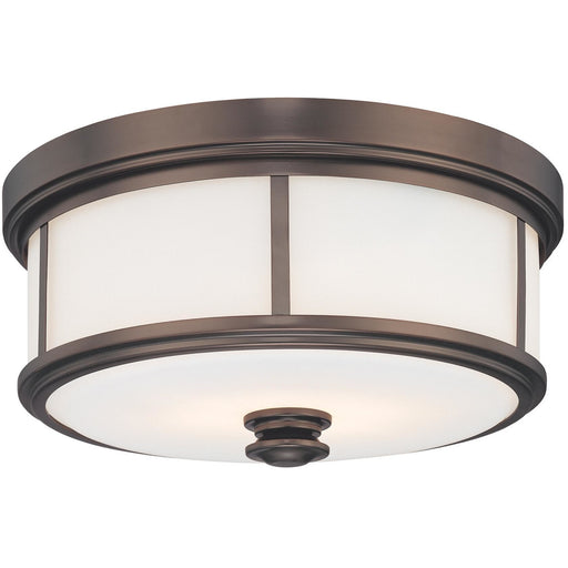 Minka Lavery 4365-281 Harvard Court 2 Light Flush Mount