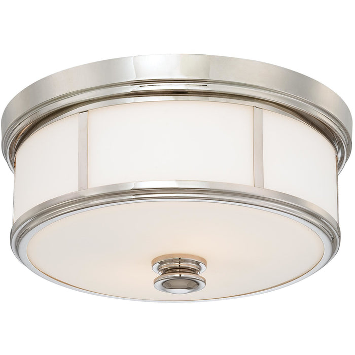 Minka Lavery 4365-613 2 Light Flush Mount