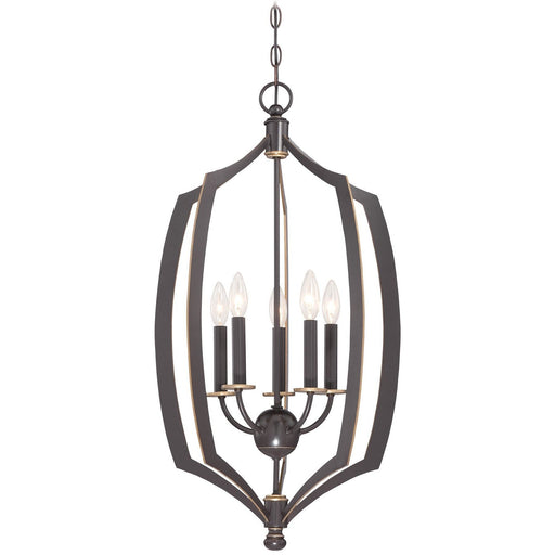 Minka Lavery 4373-579 Middletown 5 Light Pendant Light