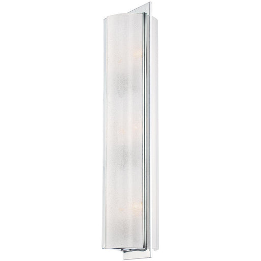 Minka Lavery 4393-77 Clarte 3 Light Wall Light Sconce