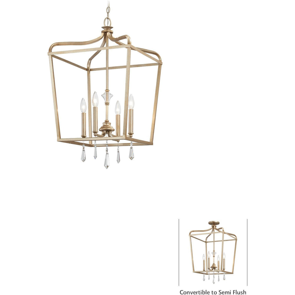 Minka Lavery 4448-582 Laurel Estate 4 Light Pendant Light