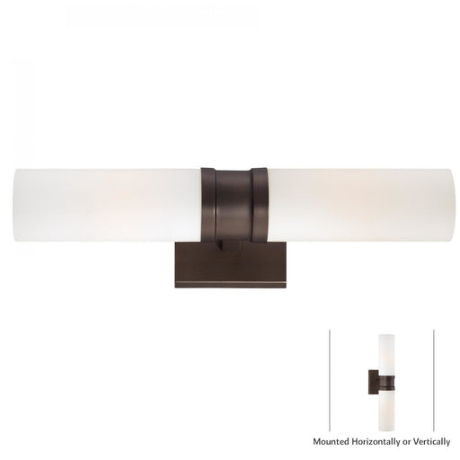 Minka Lavery 4462-647 2 Light Wall Light Sconce