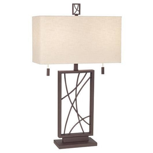 Pacific Coast Lighting 87-1722-68 Crossroads Table Lamp