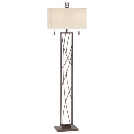 Pacific Coast Lighting 85-2042-68 Crossroads Floor Lamp