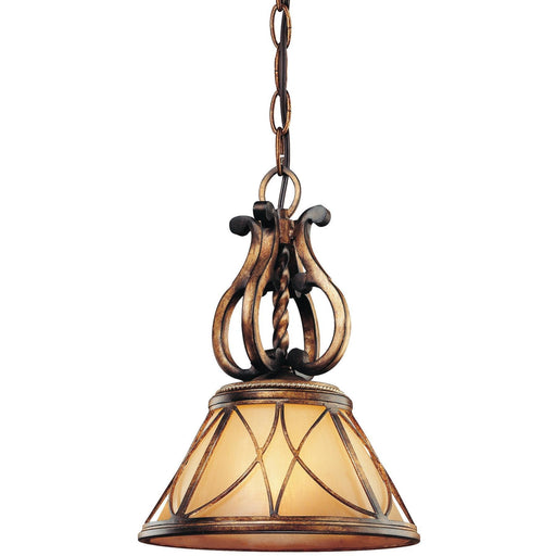 Minka Lavery 4751-206 Aston Court 1 Light Mini Pendant Light
