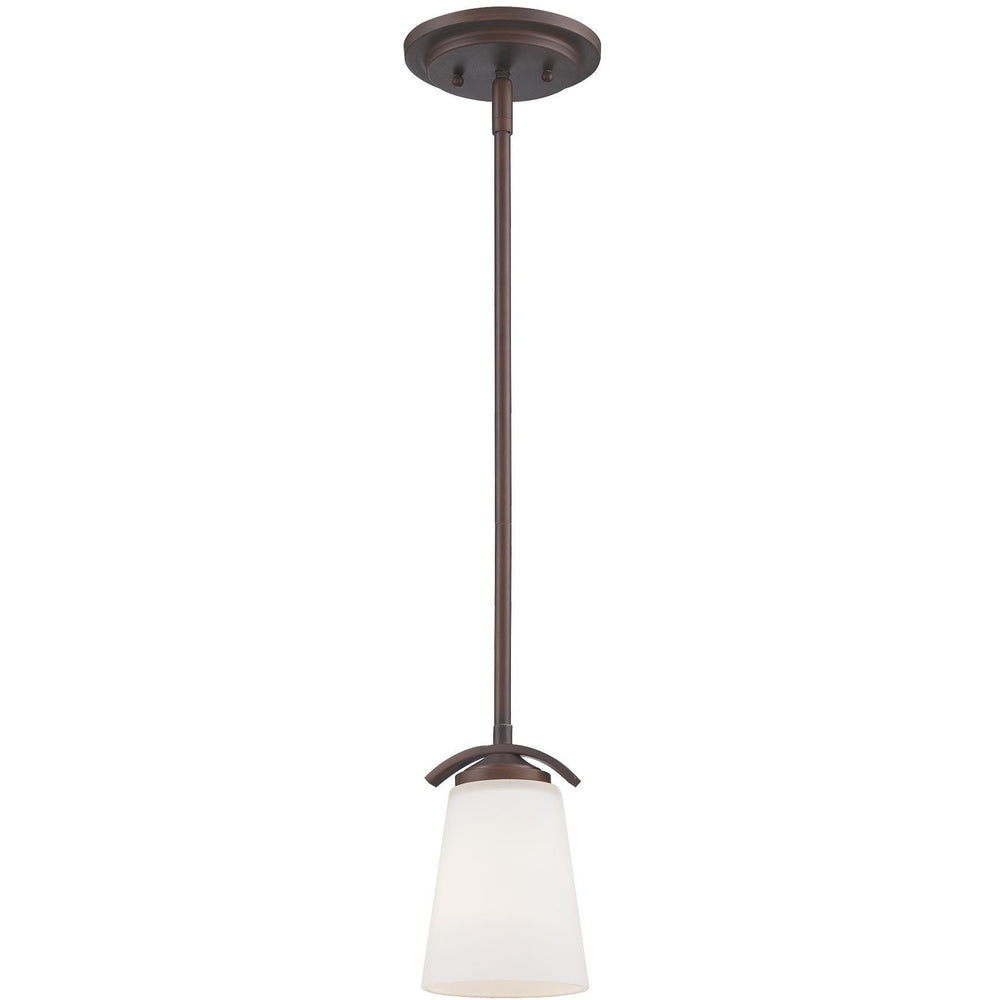 Minka Lavery 4961-284 Overland Park 1 Light Mini Pendant Light