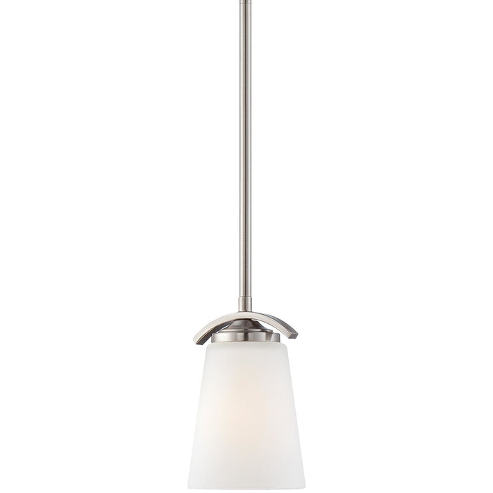 Minka Lavery 4961-84 Overland Park 1 Light Mini Pendant Light