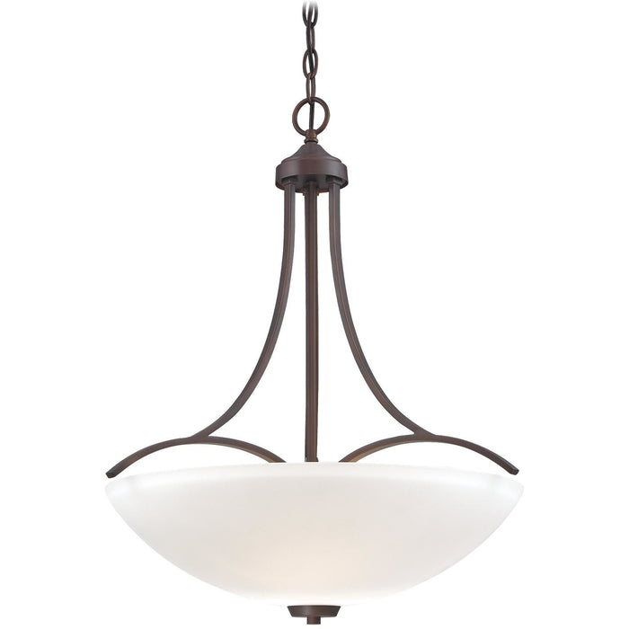 Minka Lavery 4964-284 Overland Park 3 Light Pendant Light