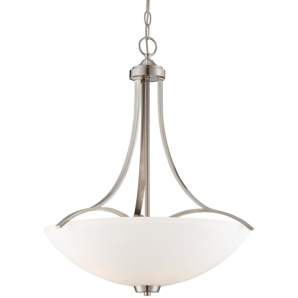 Minka Lavery 4964-84 Overland Park 3 Light Pendant Light