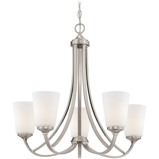 Minka Lavery 4965-84 Overland Park 5 Light Chandelier