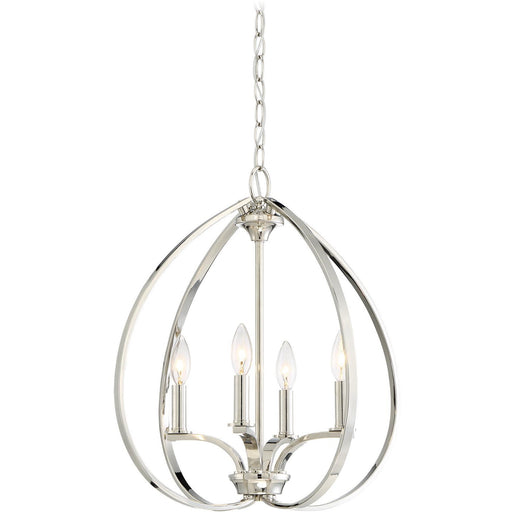 Minka Lavery 4984-613 Tilbury 4 Light Pendant Light