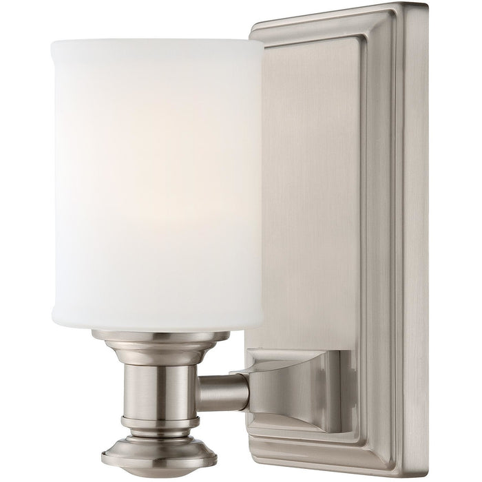 Minka Lavery 5171-84 Harbour Point 1 Light Bathroom Vanity Light Sconce