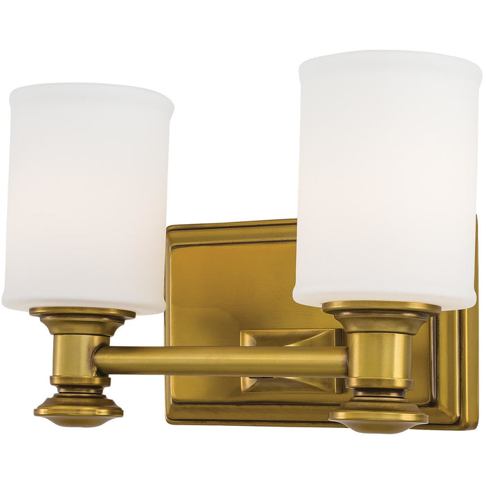 Minka Lavery 5172-249 Harbour Point 2 Light Bathroom Vanity Light