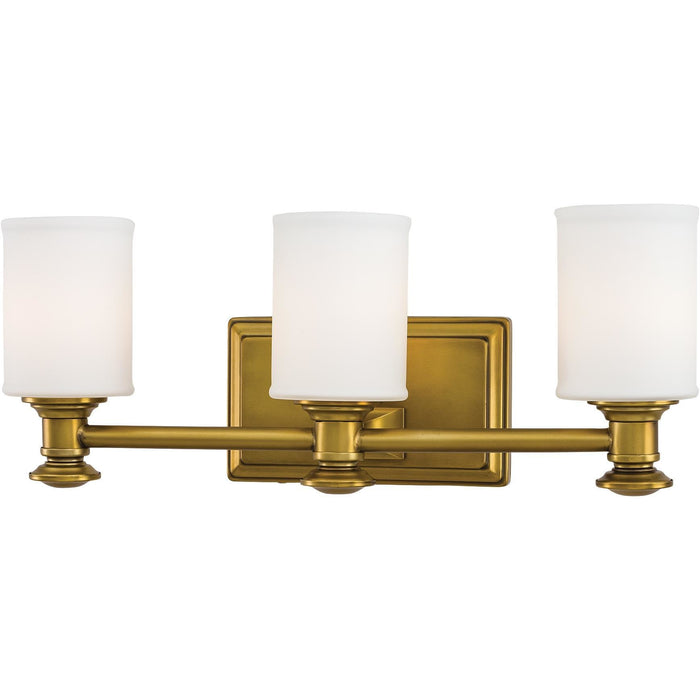Minka Lavery 5173-249 Harbour Point 3 Light Bathroom Vanity Light