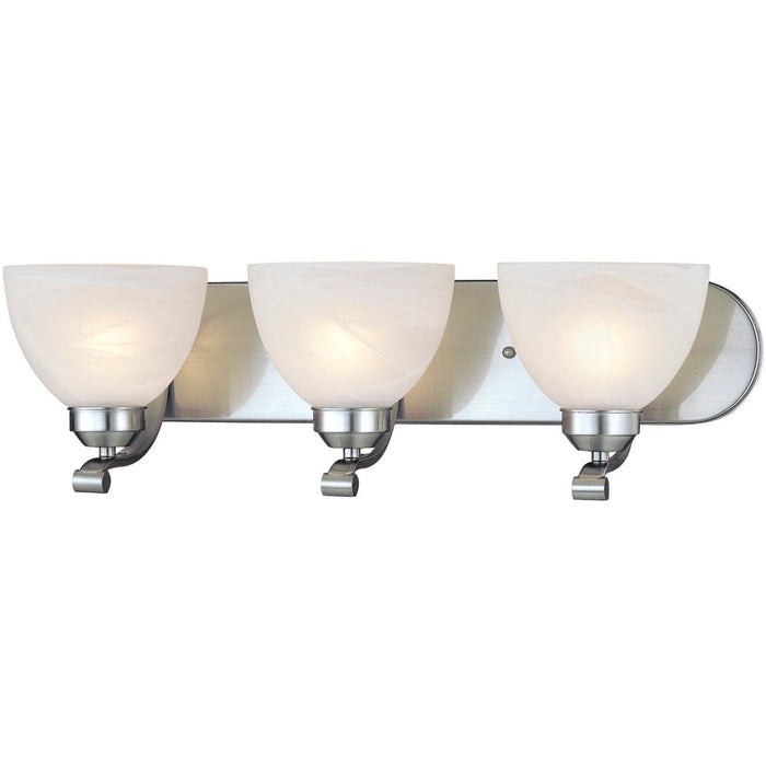 Minka Lavery 5423-84 Paradox 3 Light Bathroom Vanity Light