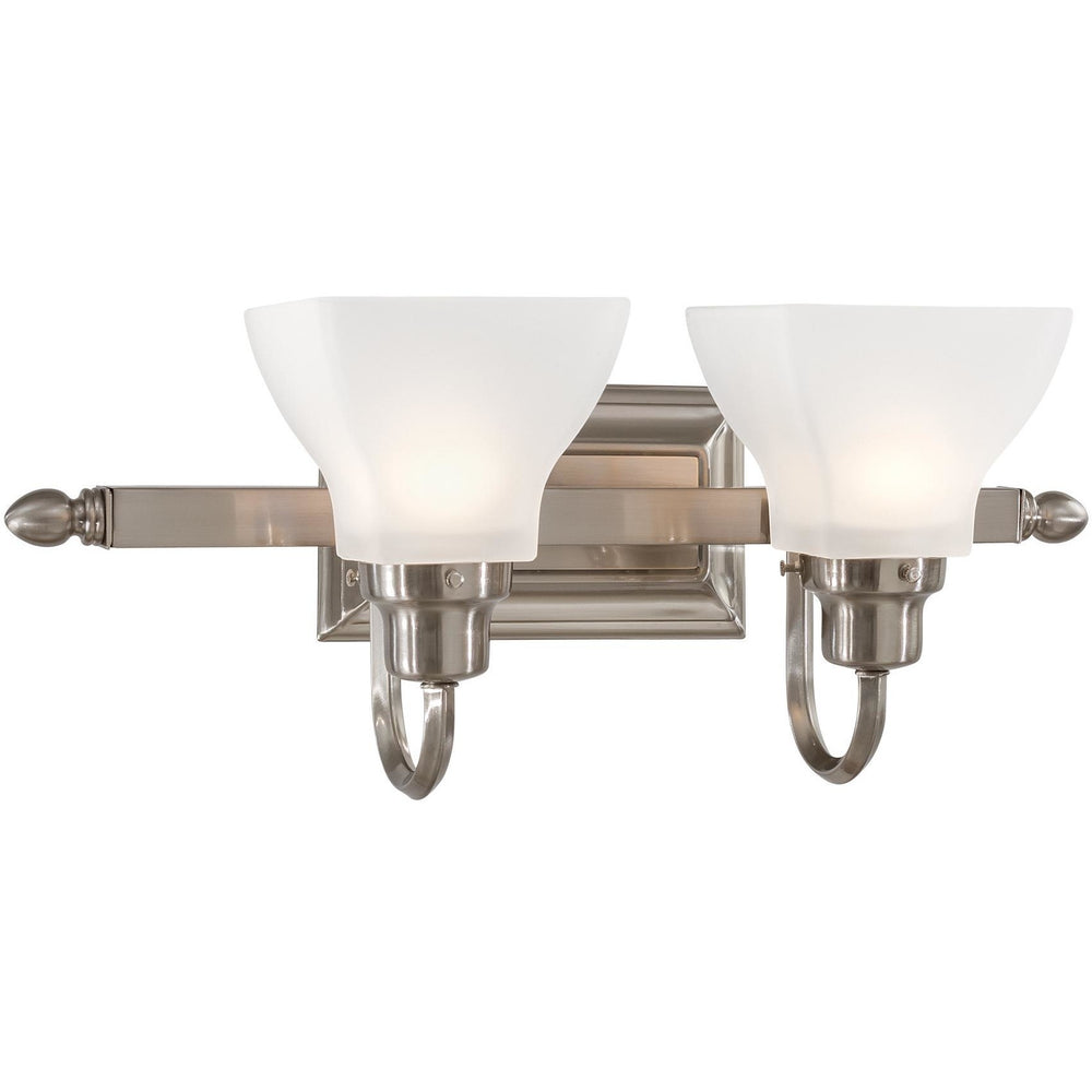 Minka Lavery 5582-84 Mission Ridge 2 Light Bathroom Vanity Light