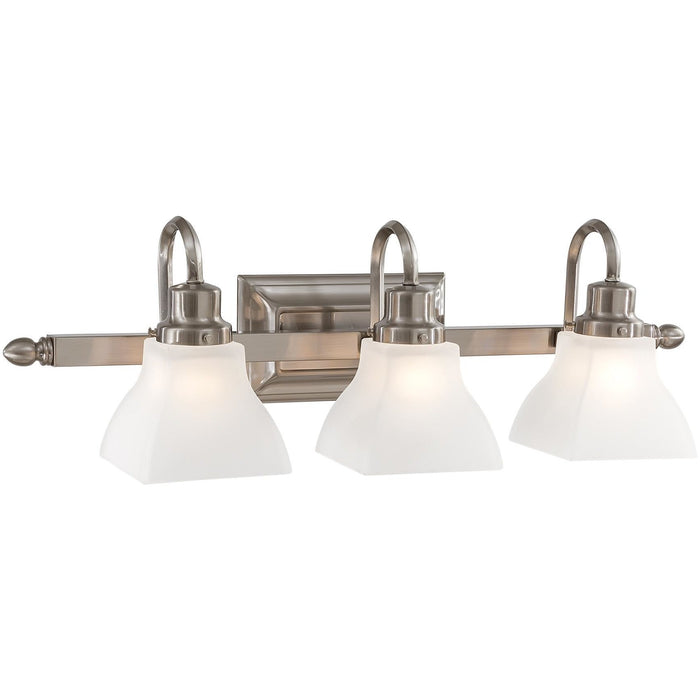 Minka Lavery 5583-84 Mission Ridge 3 Light Bathroom Vanity Light