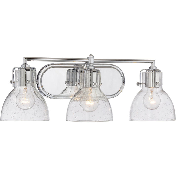 Minka Lavery 5723-77 3 Light Bathroom Vanity Light